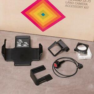 Polaroid SX-70 Land Camera Accessory Kit