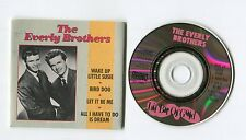 The Everly Brothers 3-INCH-cd-maxi © 1988 RHINO Series # R3 73008 USA-4-track-CD