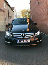 2013 63 Mercedes c250 amg sport blue eff 7g