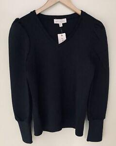 Philosophy Women's Balloon Sleeve Sweater Size Medium NWT