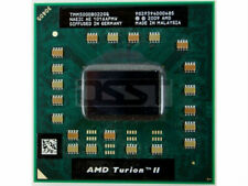 AMD Turion II 2.2GHz TMM500DBO22GQ 1800MHZ Dual-Core Socket S1 G3 CPU processor