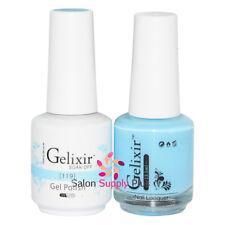 GELIXIR Soak Off Gel Polish Duo Set (Gel + Matching Lacquer)  - 119