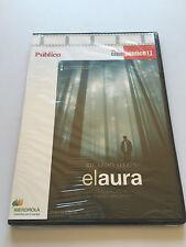 EL AURA  - CINE PUBLICO II - DVD - 126 MIN - SLIMCASE - NEW SEALED - NUEVA