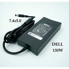 NEW Genuine Dell 130W AC Adapter Charger PA-4E WRHKW DA130PE1-00 19.5V 6.7A