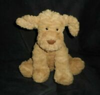 JELLYCAT FUDDLEWUDDLE BABY BROWN PUPPY DOG STUFFED ANIMAL PLUSH TOY SOFT LOVEY