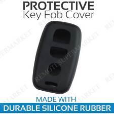 Remote Key Fob Cover Case Shell for 2002 2003 Mazda Protege5 Black