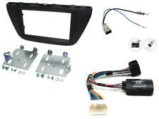 Connects2 CTKSZ06 Suzuki SX4 S-Cross 2013 Onwards Double Din Stereo Fitting Kit