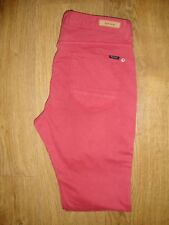 Paul Smith Womens Light Red Trousers W28 L32 BNWT RRP £155