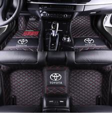 Fit Toyota Corolla 2004 2021 Car Floor Mat Front Rear Liner Waterproof Auto Mats Fits 2012 Toyota Corolla