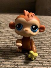 Littlest Pet Shop #86 Push and Play Monkey 2005