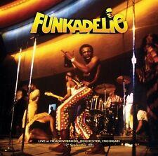 Live Meadowbrook Rochester Michigan 12th September - Funkadeli (2017, Vinyl New)