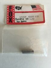 Fox Manufacturing Wrist Pin For .40 And .36 Delux