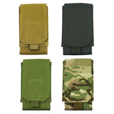 Tactical Army Molle Bag Hook Loop Belt Pouch Holster Case For iPhone Cell Phones