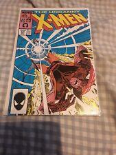 The Uncanny X-Men #221 NM 9.4 1st Appearance Mr. Sinister