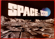 SPACE 1999 - Card #01 - Header Card - Unstoppable Cards Ltd 2015