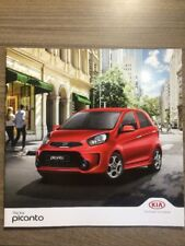 KIA PICANTO 2016 RANGE CAR BROCHURE. 1 AIR SE SPORT 1.25 PETROL 5 DOOR SUPERMINI