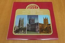 Vinyl LP - Three Cathedral Choirs, Gloucester, Hereford, Worcester - LPB 772