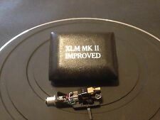 ADC XLM MK ll OMNI IMPROVED CARTRIDGE BODY WITH ORIGINAL STYLUS TESTED VERY NICE
