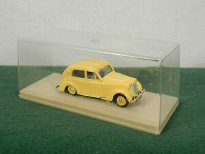 ELIGOR FRENCH #1014 1938 RENAULT JUVA 4 BERLINE DIE CAST CAR TRAIN MODEL NIB