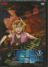 Tide-Line Blue - Vol. 1 (DVD, 2007)