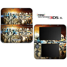 Star Wars Clone Wars Trooper for New Nintendo 3DS XL Skin Decal Cover