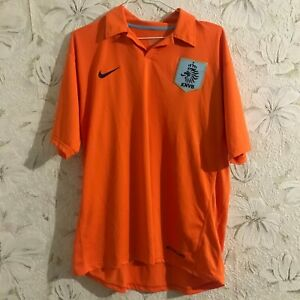 Netherlands Home football shirt 2006 - 2008 Nike Soccer Jersey Size XL