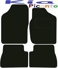 Qualità Deluxe Tappetini per KIA PICANTO 04-10 ** su misura per Perfect Fit;) **