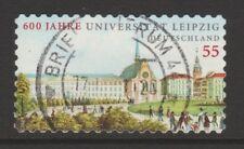 Germania 2009 Università di Lipsia LIBRETTO TIMBRO SG 3609 fu