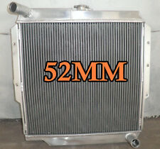 ALUMINUM RADIATOR TOYOTA LANDCRUISER 70 SERIES FJ73/FJ75 PETROL 85 - 93