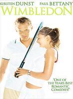 Wimbledon (DVD, 2004, Widescreen) FACTORY SEALED