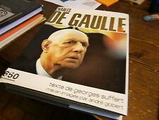 De Gaulle 1890 1970 Par Suffert (Général résistance guerre)
