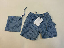 New With Tags Designer Gucci swimming shorts 3-6months RRP £190 MADE IN ITALY