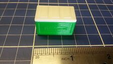 1:24 Scale Model Green Cooler For RC Micro Crawler Garage Accessory Free Ice!