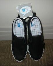 ELLEN DEGENERES for GAP KIDS ~ Black/White Rubber Skateboard Shoes ~ Kids Size 2