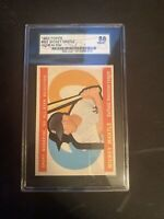 1960 Topps All Star Mickey Mantle #563 SGC 88 NM/MT New York Yankees