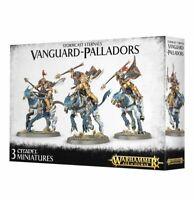 Vanguard-Palladors Stormcast Eternals Warhammer Sigmar Age of Cavalry