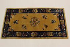 ANCIEN Pékin 1900 reimpot USA Persan Tapis Tapis d'Orient 1,77 x 0,91
