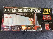 AMT Truck & Trailer Series  Exterior Post Van - 1/43 Scale