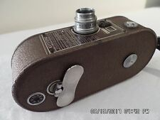 Classic Keystone 8MM Model K-36 Movie Camera s/n H9074 EXCELLENT CONDITION!!!