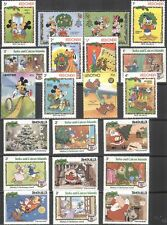 New for 2015 SUPERB Disney Stamp Stocking Filler/Mickey/Donald/Pluto (d00186)