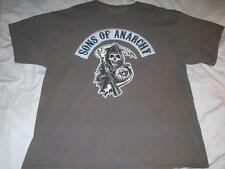 Sons of Anarchy Death Gray T-Shirt Men's XL used