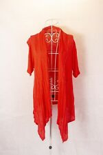 """""""Autograph"""" Size 14 - Ladies Red Summer Beach Top - Great Condition! Bargain!"""