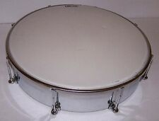 Chrome Metal Banjo Rim-Body Pot w/ Head New Old Stock ZB3807