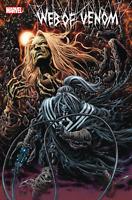 Web of Venom Wraith #1 Marvel Comics Donny Cates Preorder