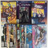 Catwoman #1 to #48 (6 missing) + extras (DC 2011) 45 x hi grade issues.