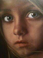 Öl-Porträt, Portrait nach Foto, Bild vom Foto, von Meisterhand!