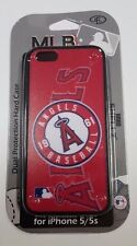 LOS ANGELES ANGELS 3D Hard Protective Cell Phone Case for the IPhone 5