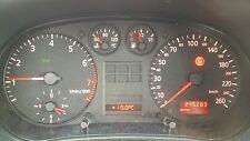 Audi A3 8L 1.8t Vorfacelift Tacho Tachometer Kombiinstrument 8L0919860E