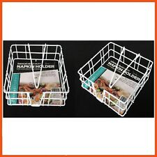24 X Heavy Duty Napkin Holder   Dining Table Parties Restaurant Cafe Catering