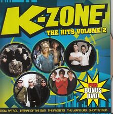 K-ZONE The Hits Volume 2 CD - New    SirH70